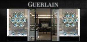 2014-GUERLAIN vitrine